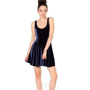 Black milk velvet dress